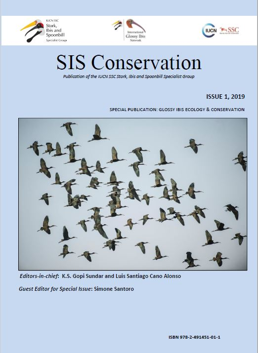 SIS Conservation Issue 1